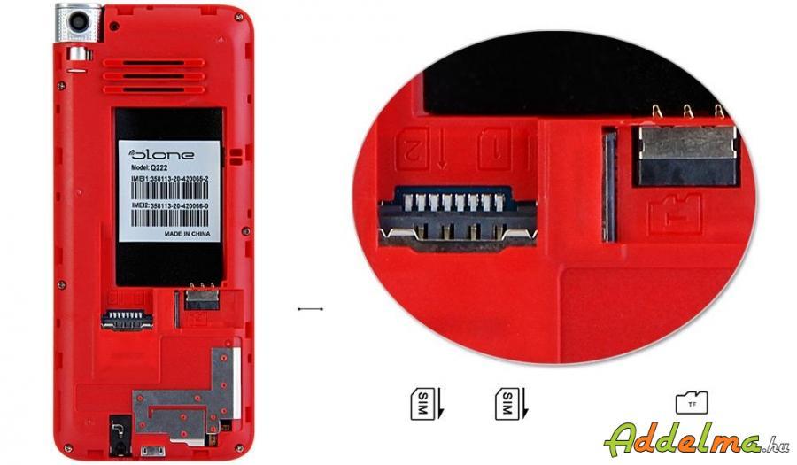 Olone Dual SIM mobil