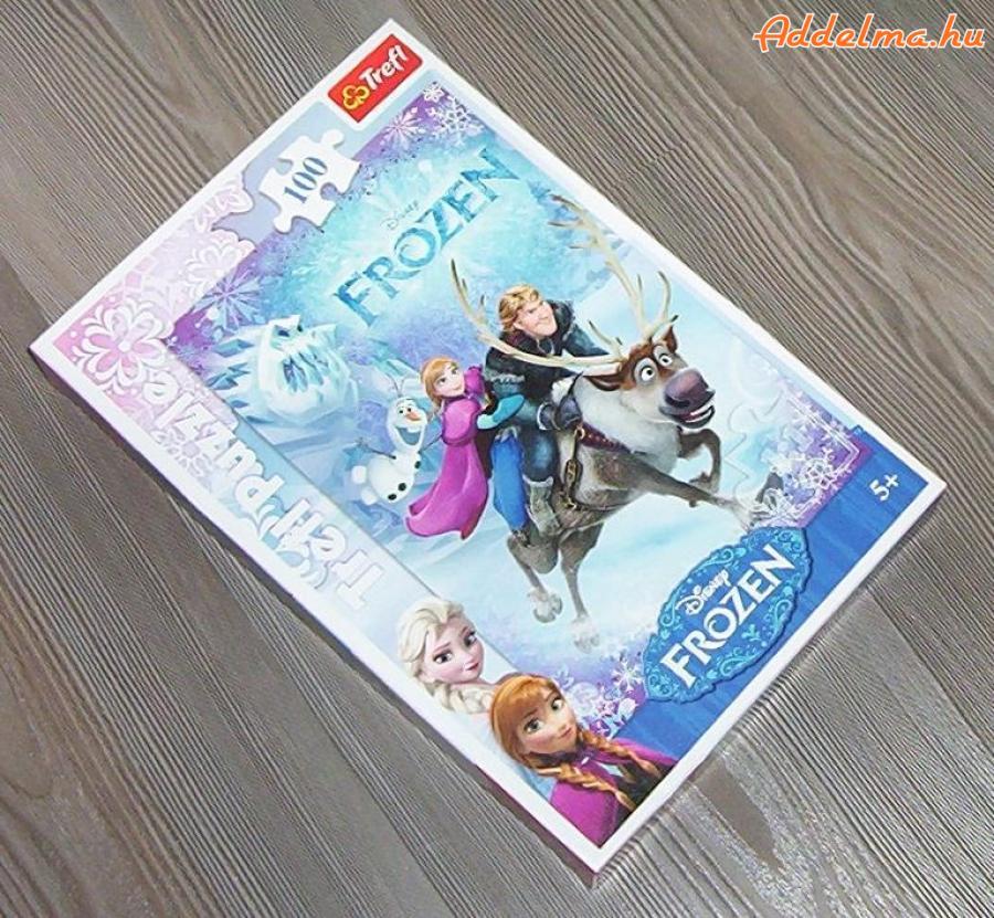 Jégvarázs Frozen puzzle eladó