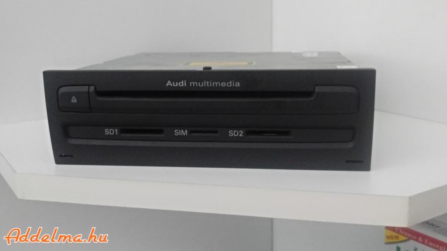 Audi A8 Multimédia Interface