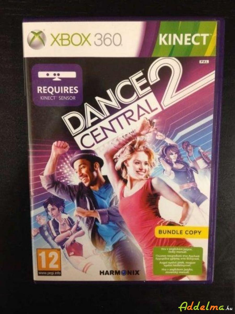 Kinect Dance Central 2 - Xbox360