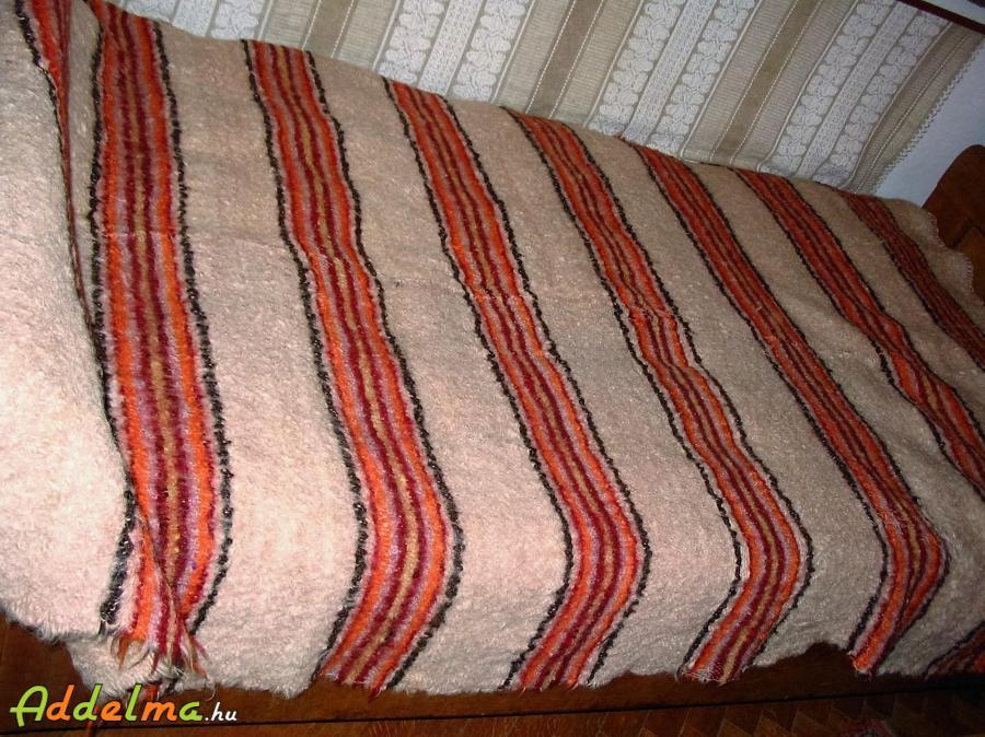 Gyapjú cserge takaró