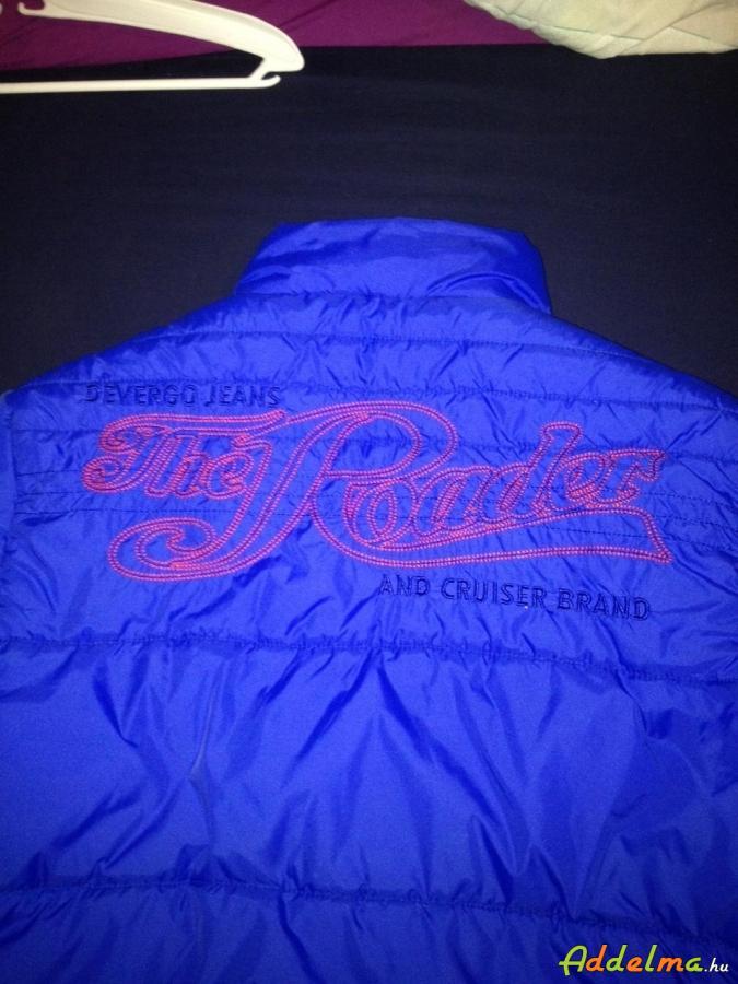 Eredeti Devergo férfi kabát 86c87be0b2