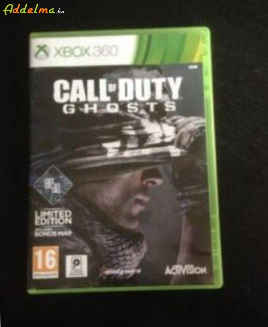 Call of Duty : Ghost - Xbox360 - Eredeti DVD