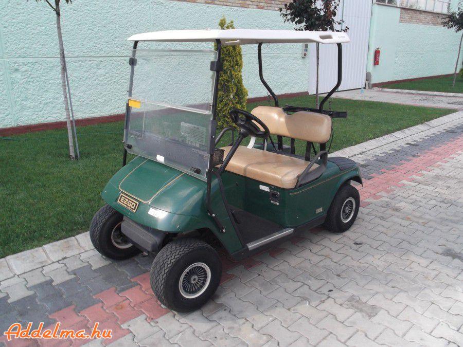 Eladó Egzo elektromos golfautó, golfkocsi (V-2040)