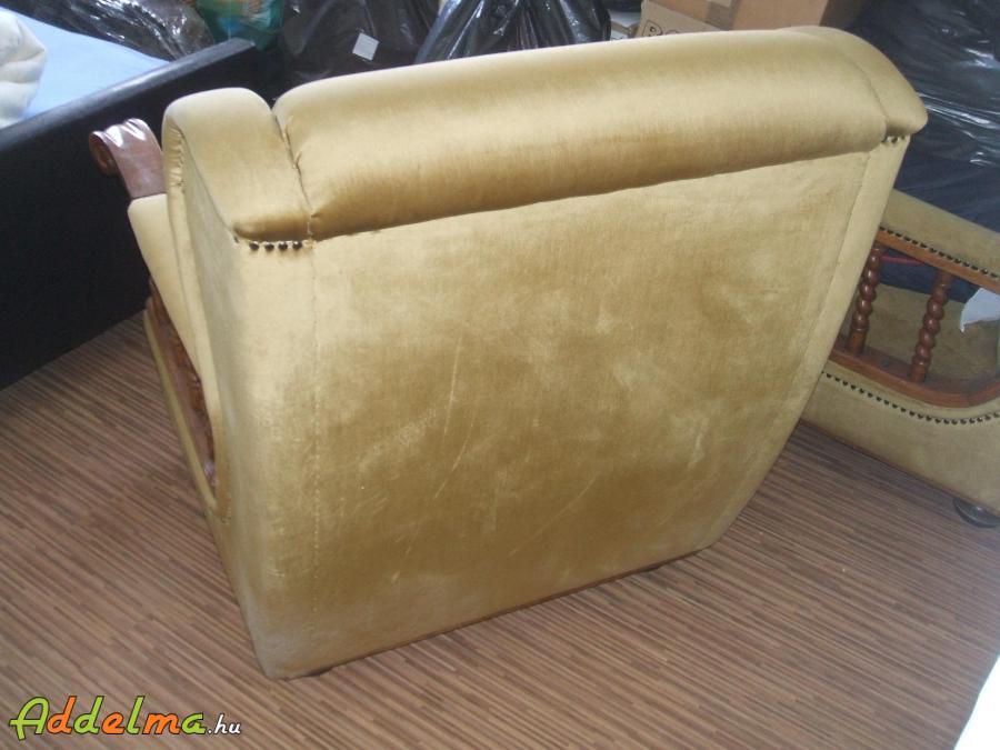 Koloniál fotel,újszerű állapotban