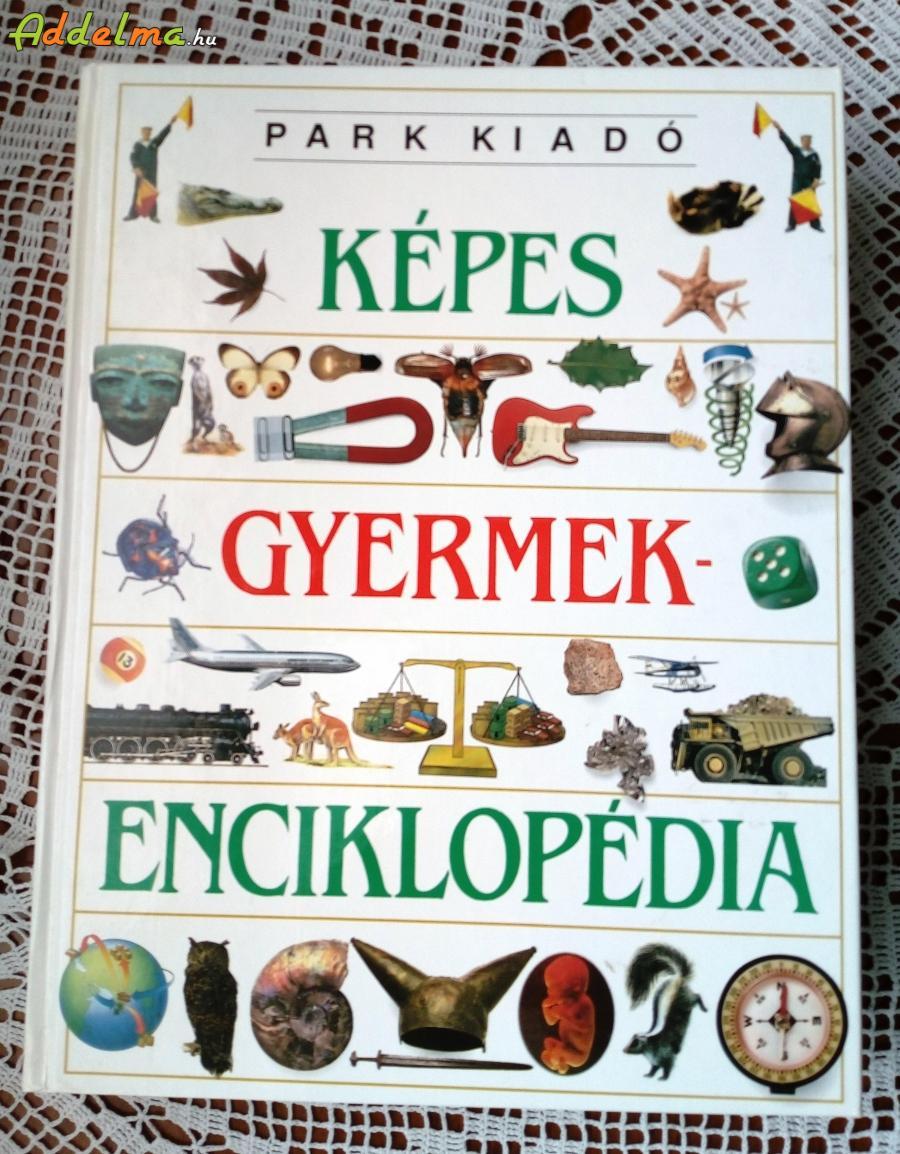Képes gyermek enciklopédia