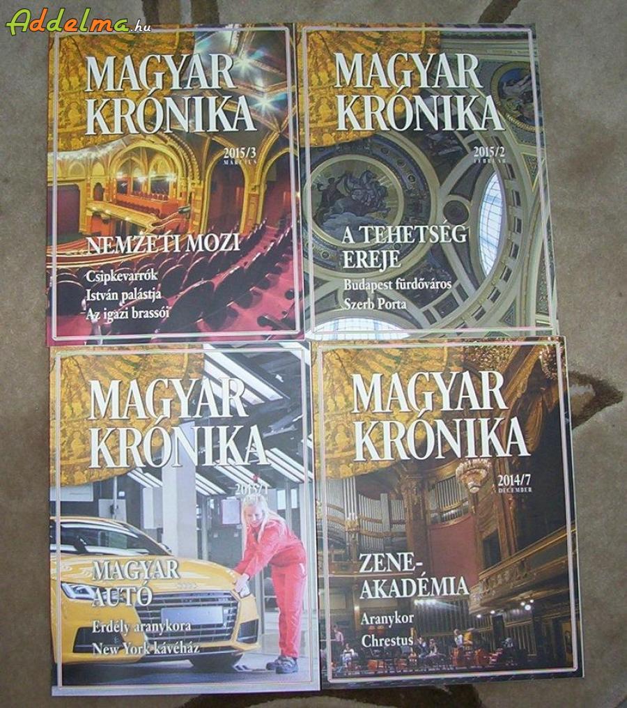 Magyar Krónika eladó