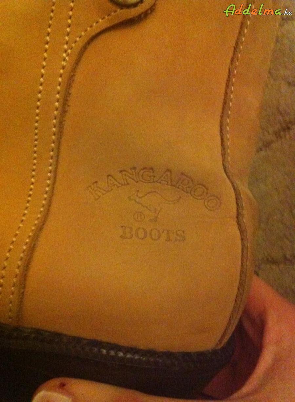 Eredeti kangaroo férfi cipő, bakancs