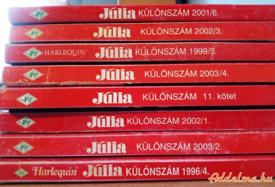 Júlia magazinok - különszám