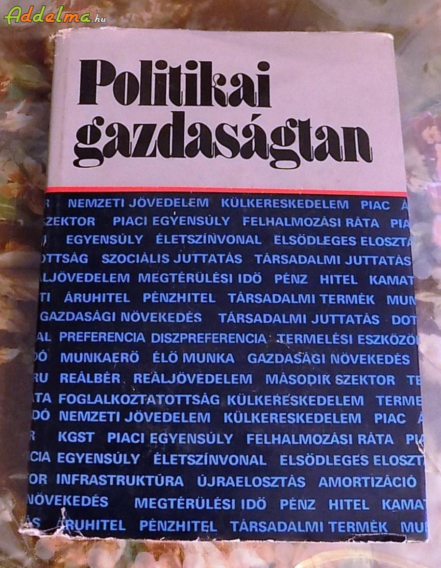 Politikai gazdaságtan (Kossuth - 1980)