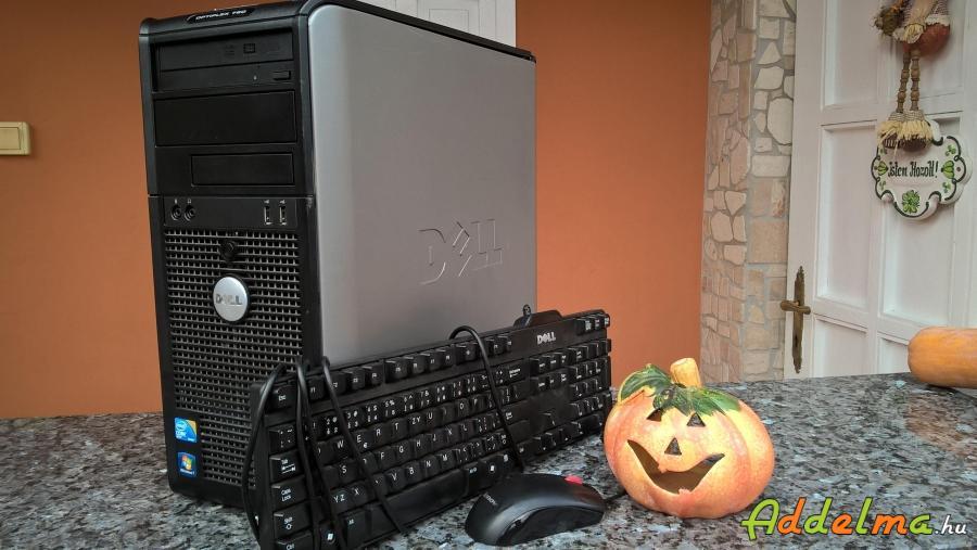 Dell optiplex 780-as számítógép 4 gb ddr 3 rammal 250 gb hdd-vel