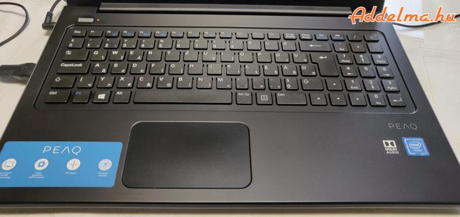 PEAQ (Lenovo) S1415 15,6' FULL HD-s ÚJ laptop (ÚJ, Fóliás)