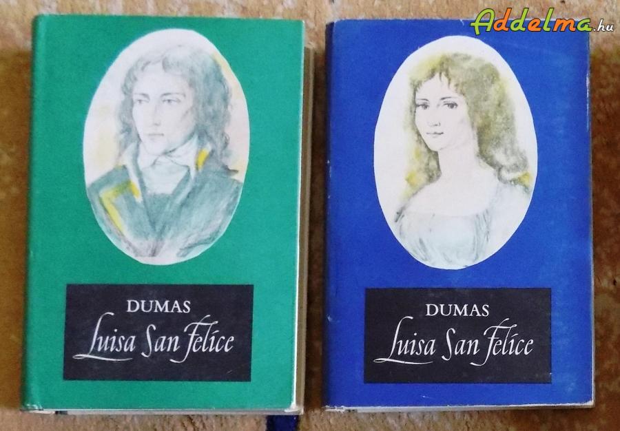 Dumas: Luisa San Felice I-II.