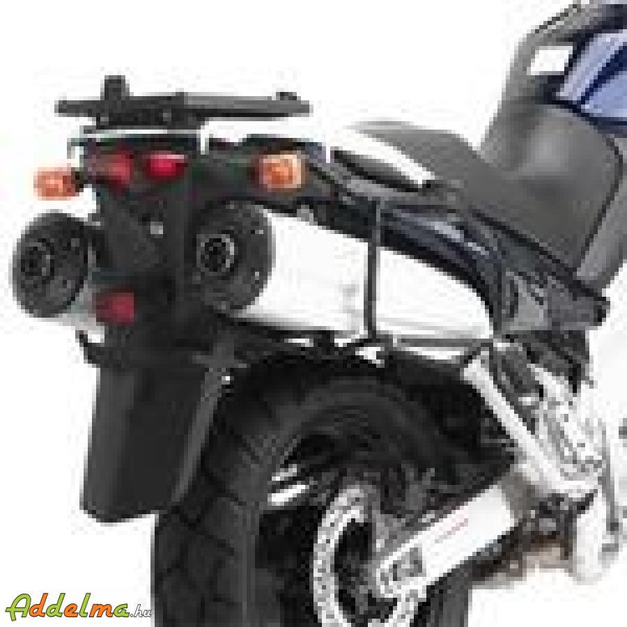 DL 1000/ 650 V-STROM-hoz konzolok, bukócső, haspáncél eladó