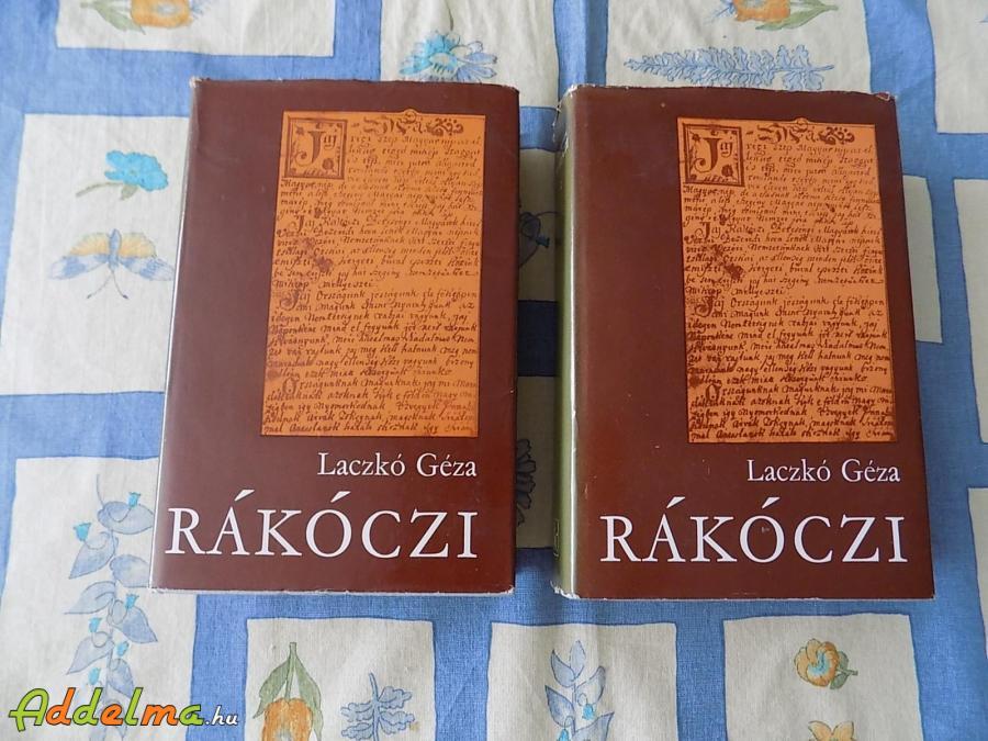 Laczkó Géza: Rákóczi I-II (1976)