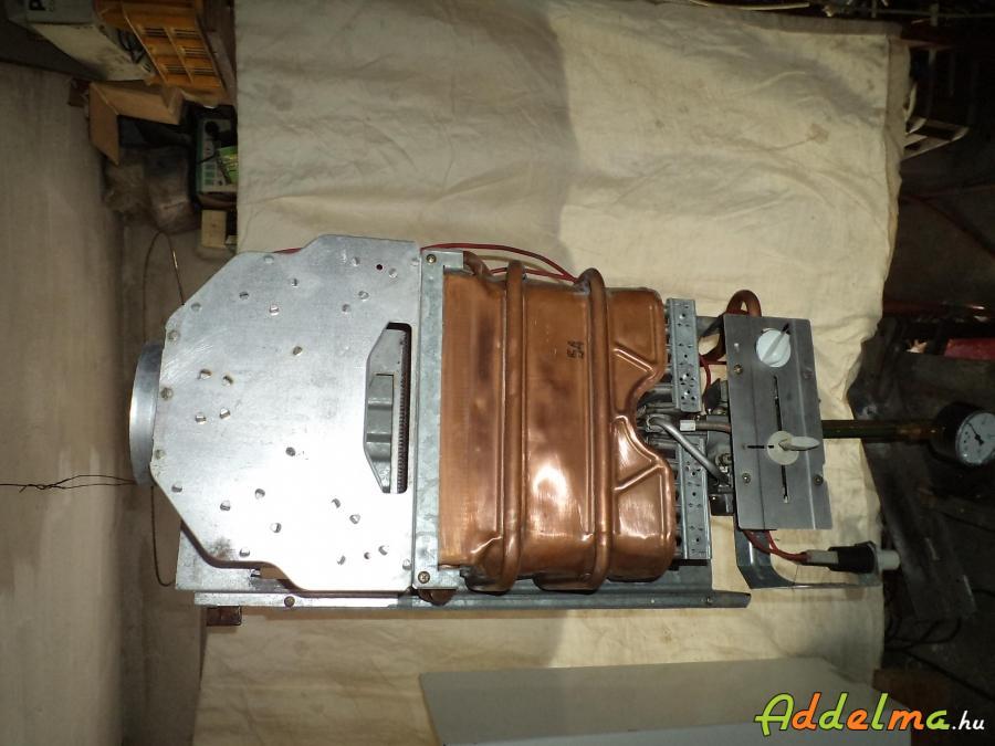 Junkers vizmelegitő