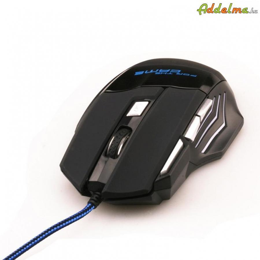 Gamer USB egér