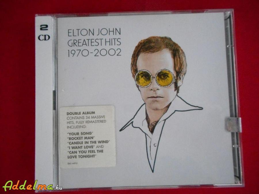 Új!  Elton John