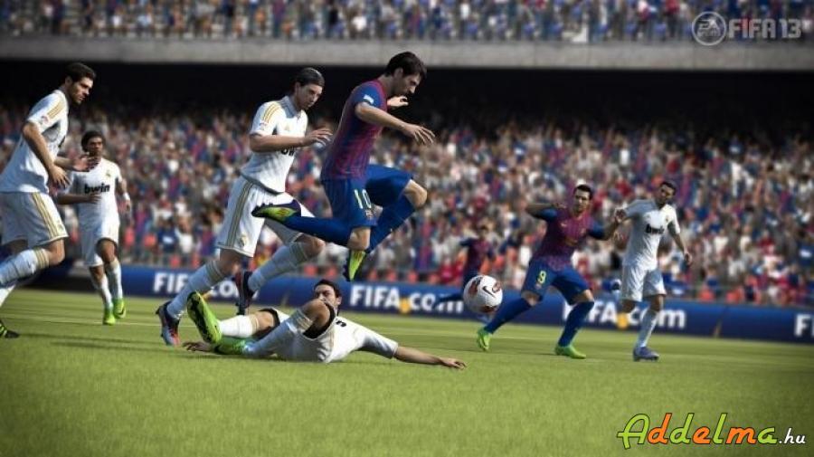 FIFA 13 - Xbox360 - Eredeti DVD