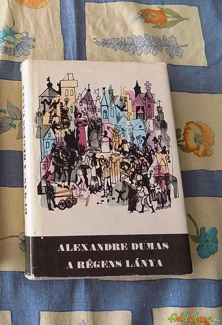 Alexandre Dumas: A régens lánya (1976)