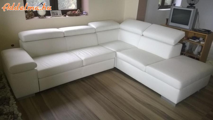 Bútor, új ülőgarnitúra eladó (310 x 255 cm)