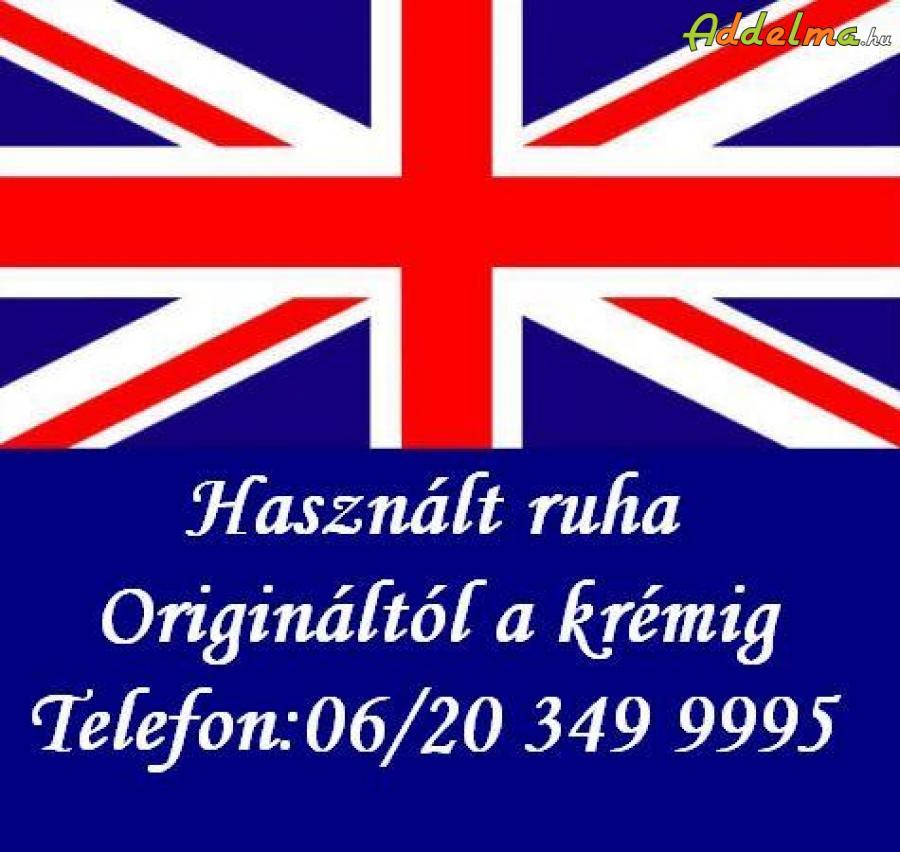 b8c78a5543 Minőségi angol használt bálás-ruha Nagyker, Jász-Nagykun-Szolnok ...