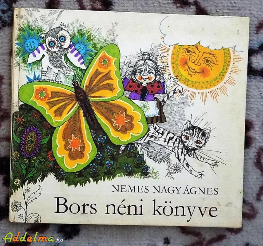 Nemes Nagy Ágnes: Bors néni (1983)