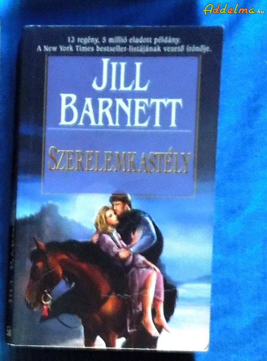 Jill Barnett: Szerelemkastély (2004)