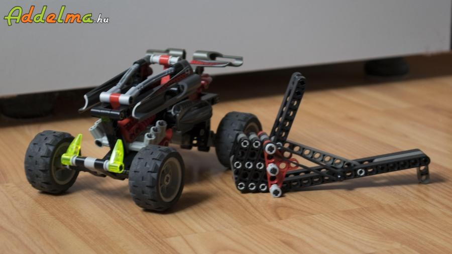 Lego Slammer Rhino 8353