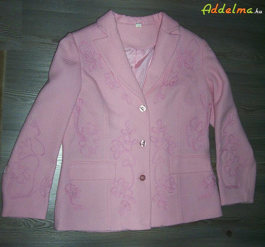 Rózsaszín blézer eladó