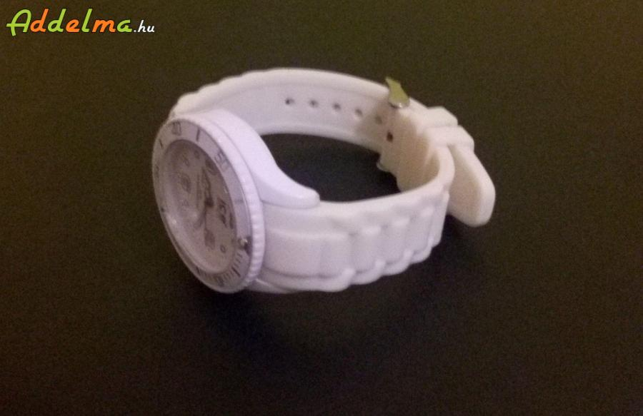 ICE Watch fehér karóra ( Unisex ) Pontos!