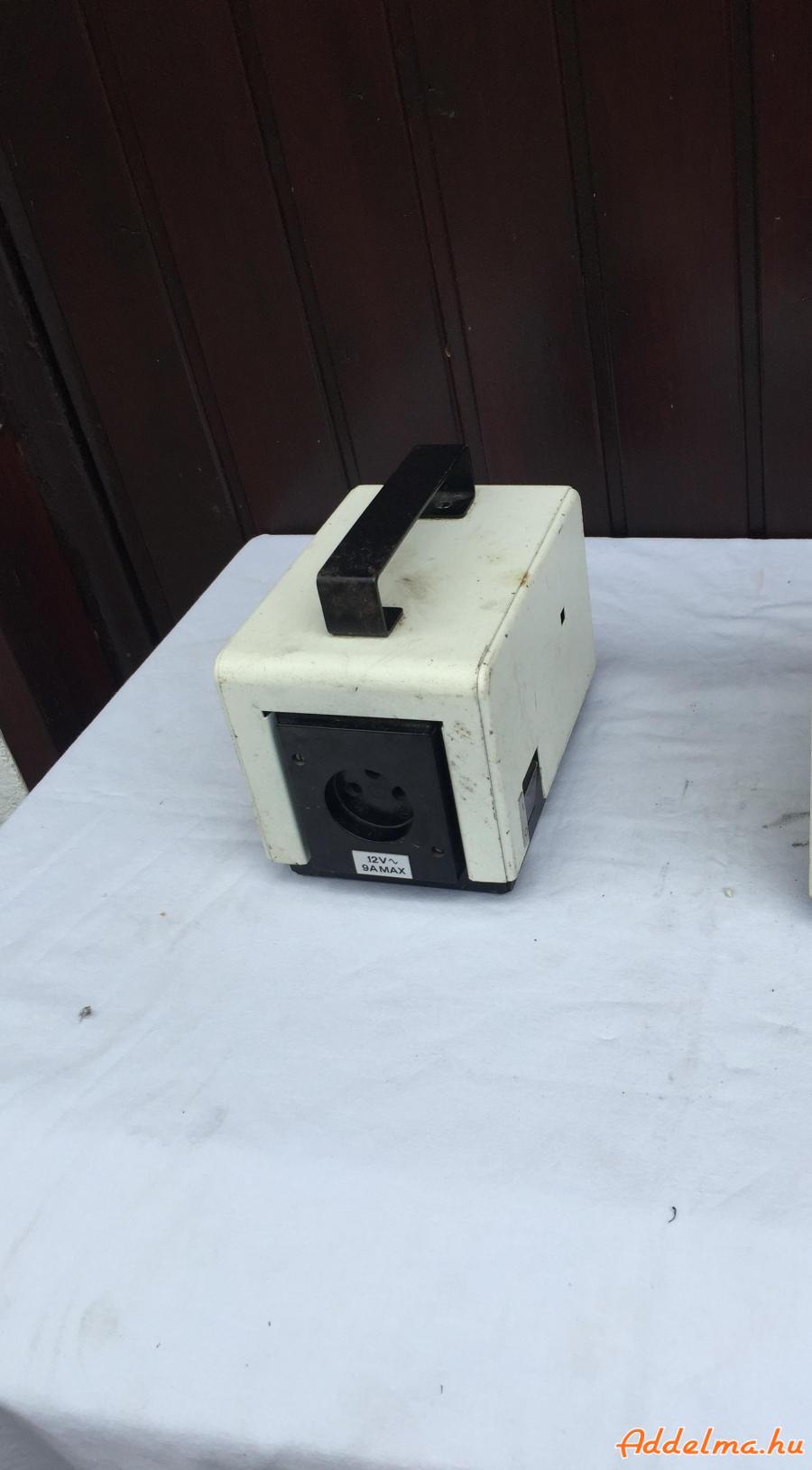 12V-os Hordozható transzformátor Meopta