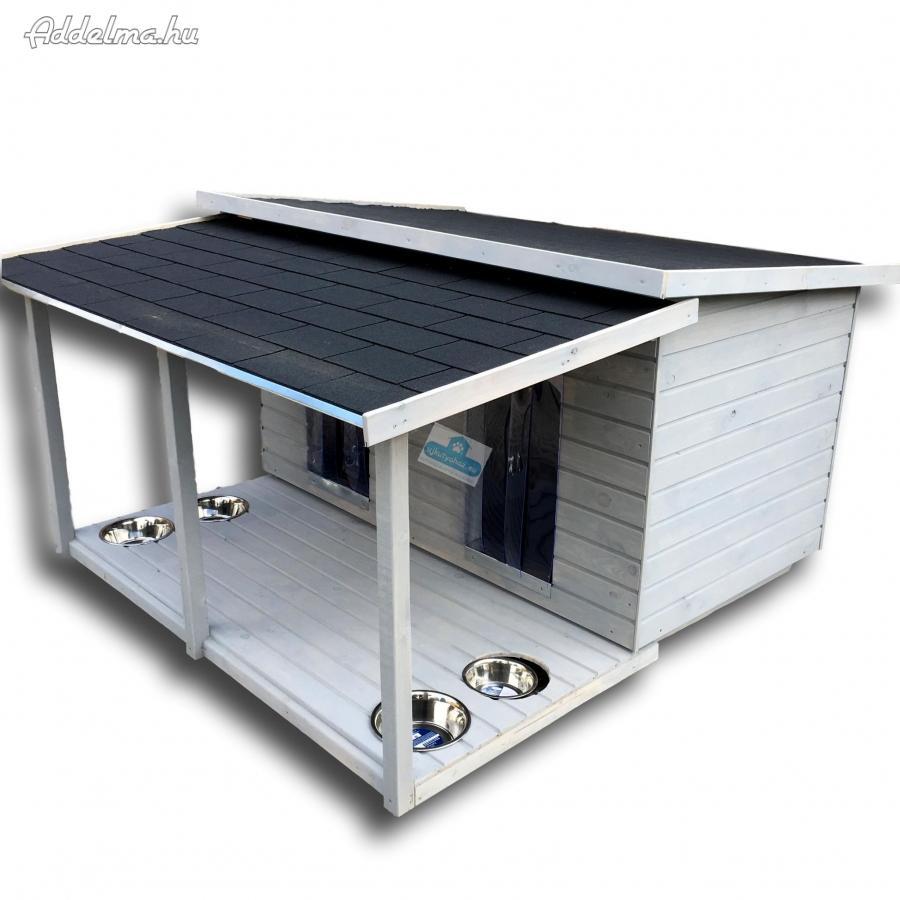 180x100 dupla kutyaház
