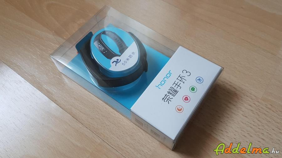 Huawei Honor Band 3 okosóra smartwatch