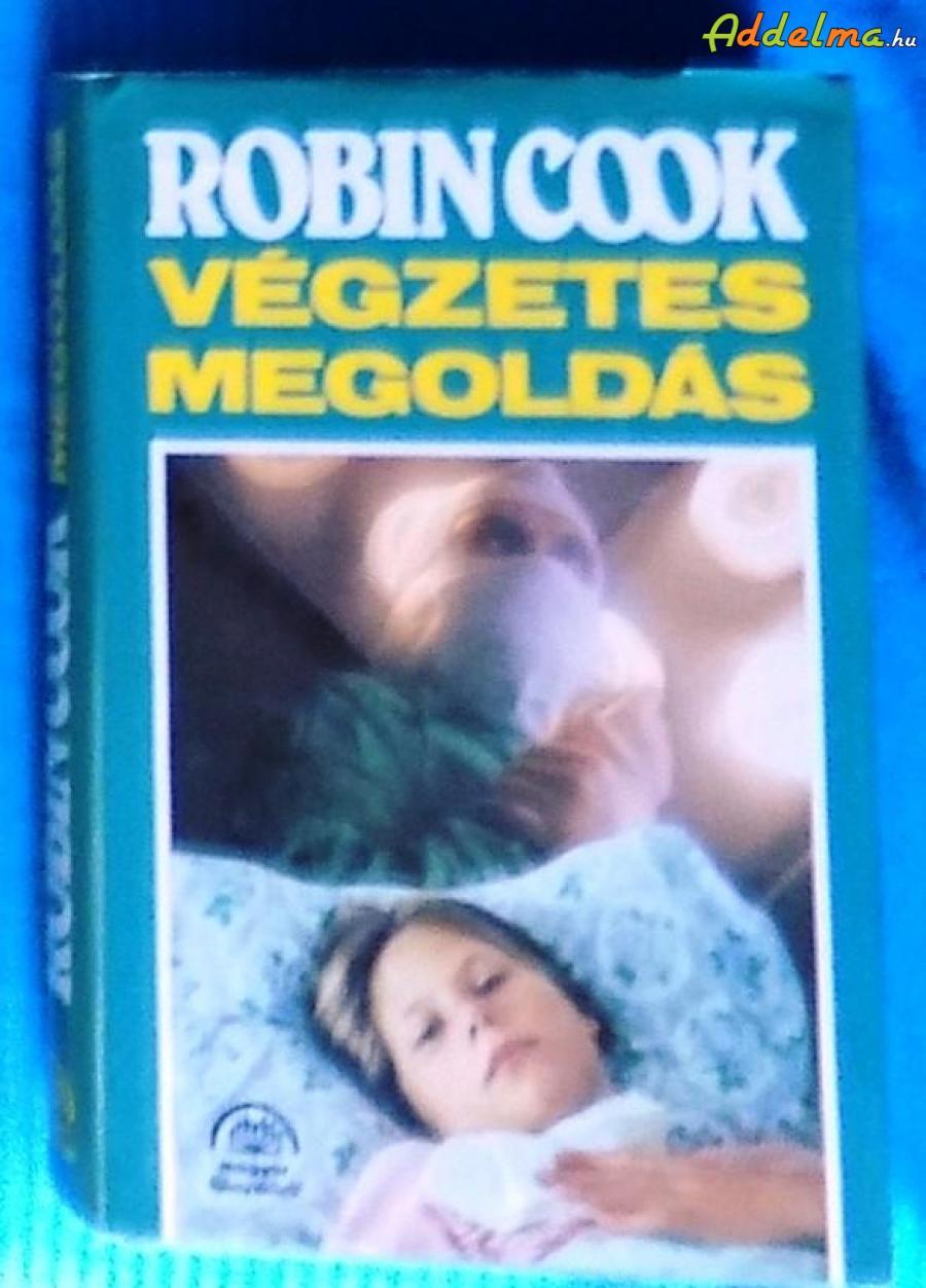 Robin Cook: Végzetes megoldás (1994)
