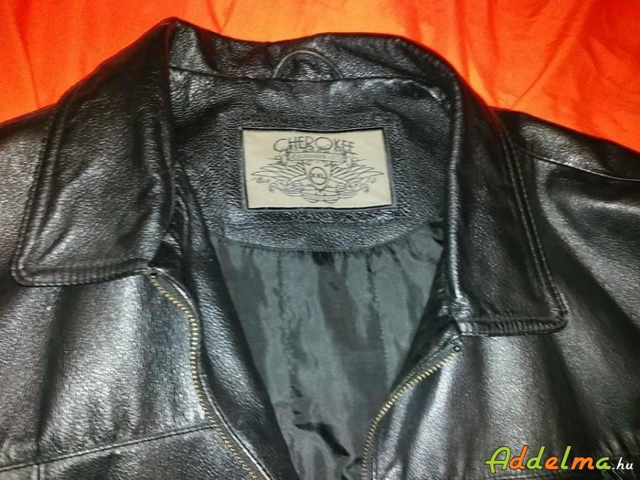 bőr dzseki bőrkabát xxl Gödöllő Ruházat, Ruha