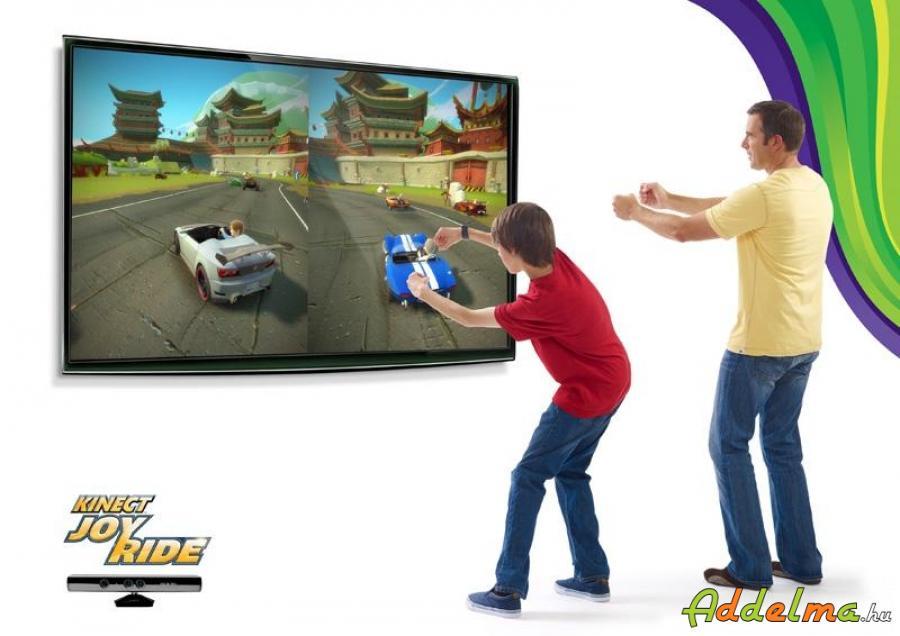 Kinect Joy Ride - Xbox360 - Eredeti DVD