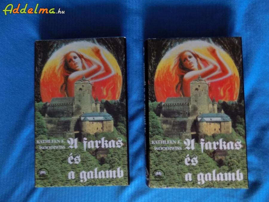 Kathleen E. Woodiwiss: A farkas és a galamb 1-2 (1995)