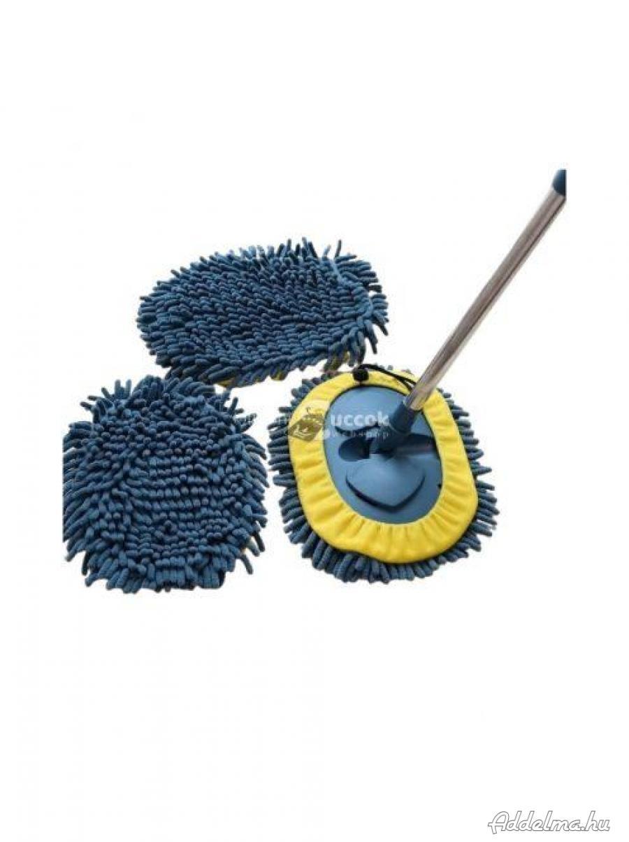 2 db pótszivacs Mikroszálas háztartási tisztító, mophoz