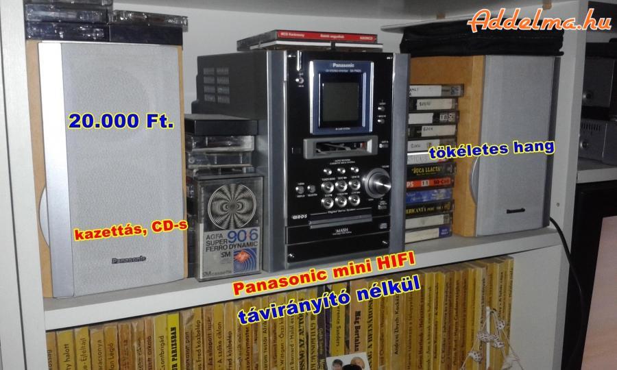 Hangfalpár és egyéb műszaki áruk eladók