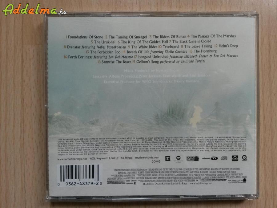 Eladó 4db zene CD
