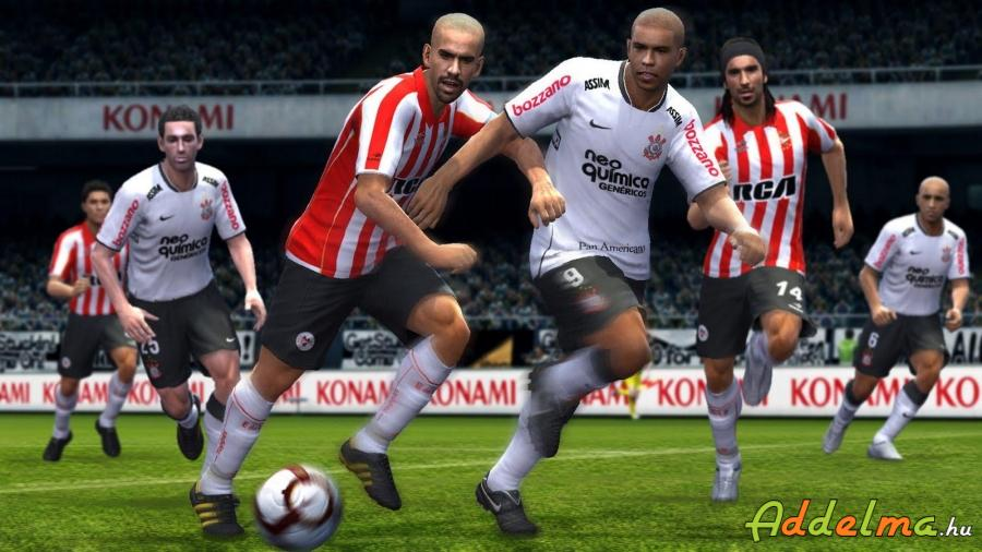 Pro Evolution Soccer 2011 - Xbox360 - Eredeti DVD
