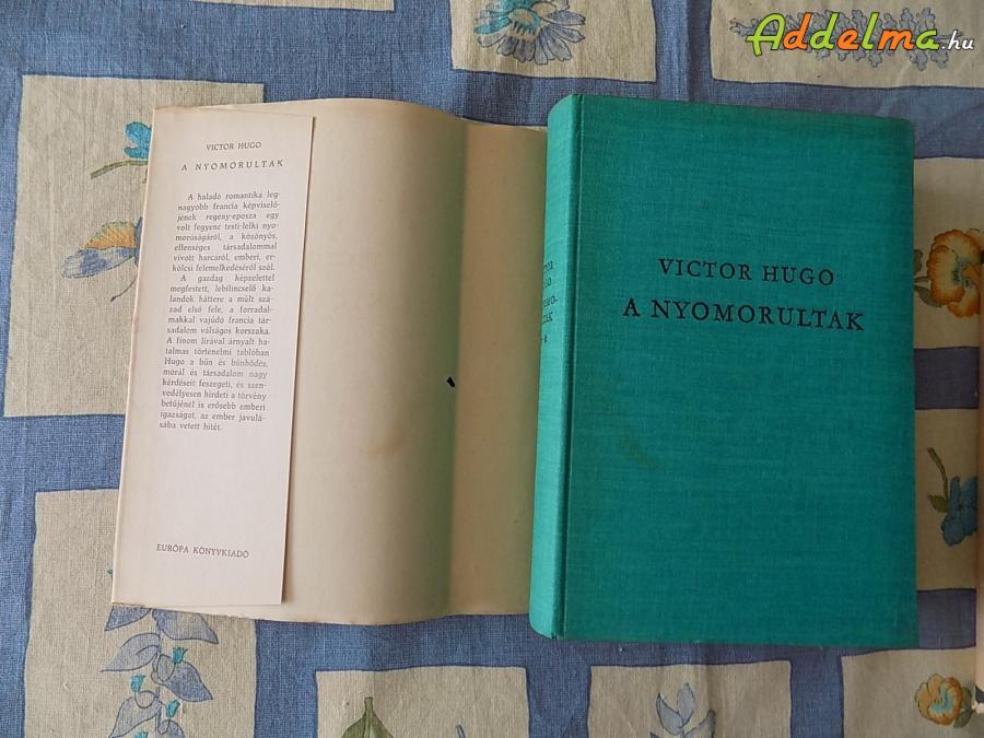Victor Hugo: A nyomorultak I-II (1965-66)