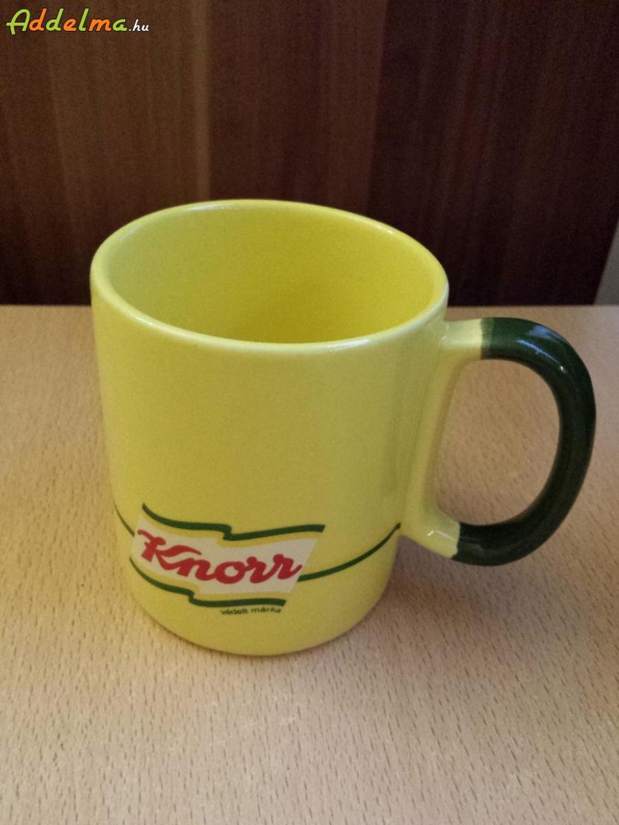Knorr leveses kerámia bögre csésze