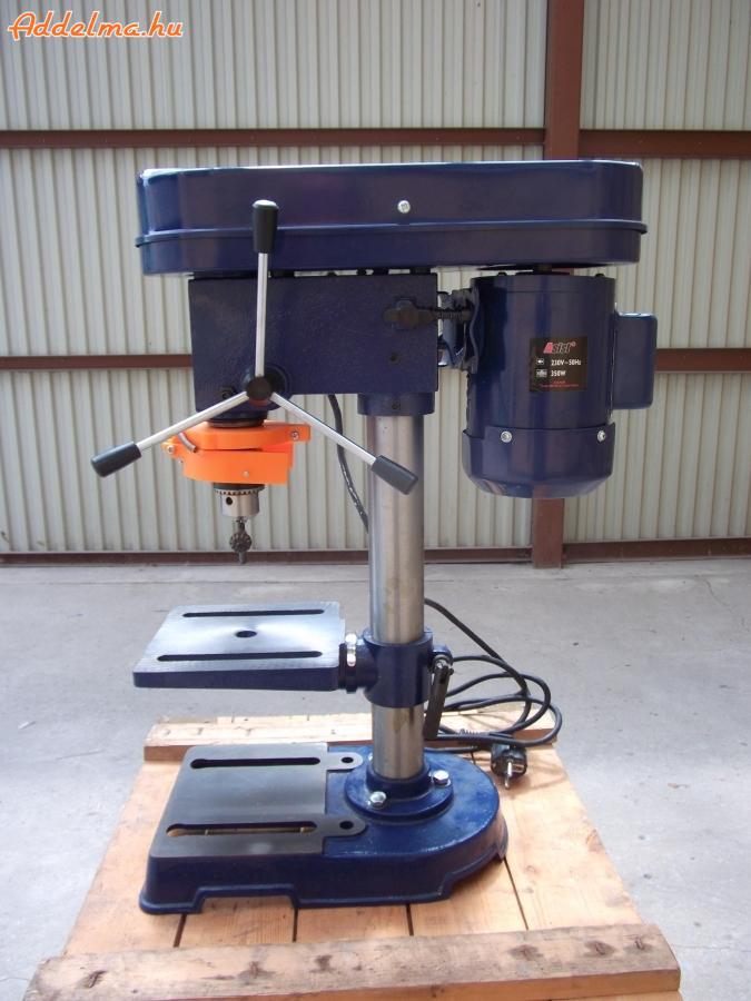 Új Asist 350w-os asztali fúrógép.