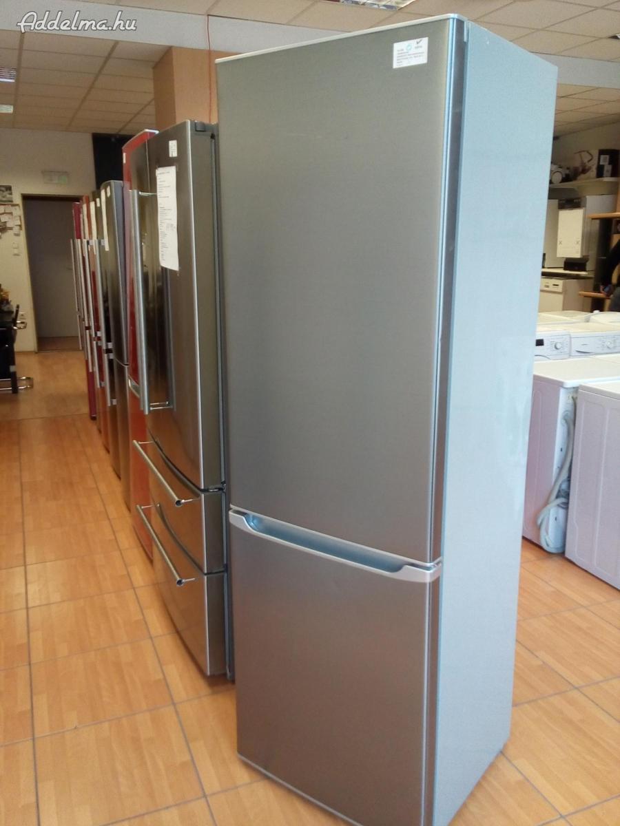 310 literes új szépséghibás kombi hűtőgép akció 3 év garival