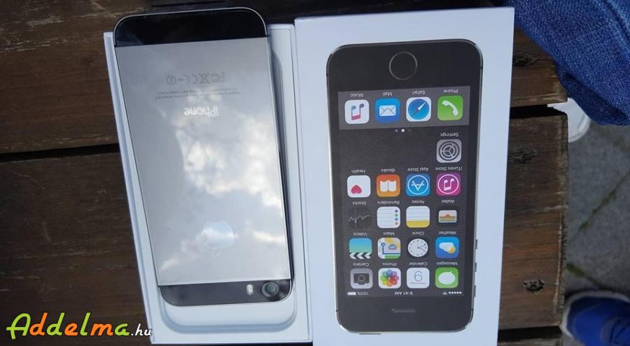 Iphone 5s 16GB space-gray