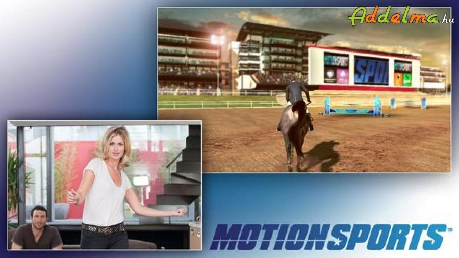 Kinect Motionsports - Xbox360 - Eredeti DVD
