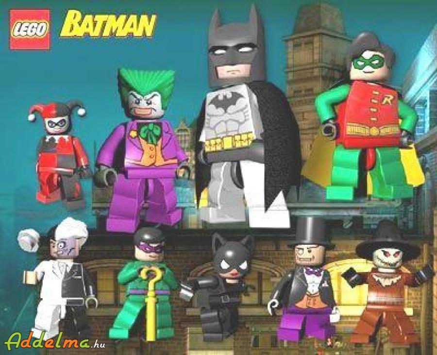 LEGO Batman - Xbox360 - Eredeti DVD