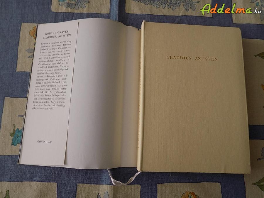 Robert Graves: Claudius, az Isten & Én, Claudius (1934)